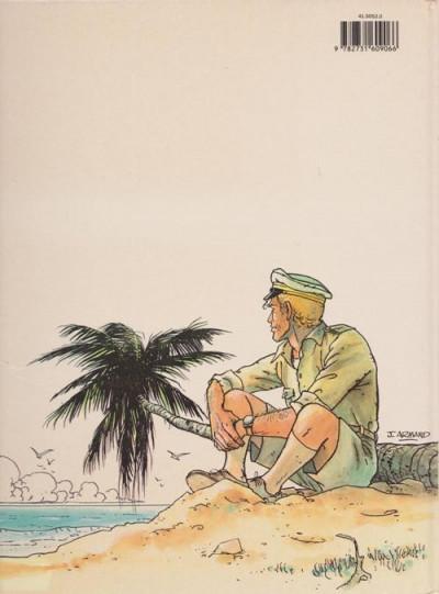 Couverture Ron Clarke - Le tigre de mer