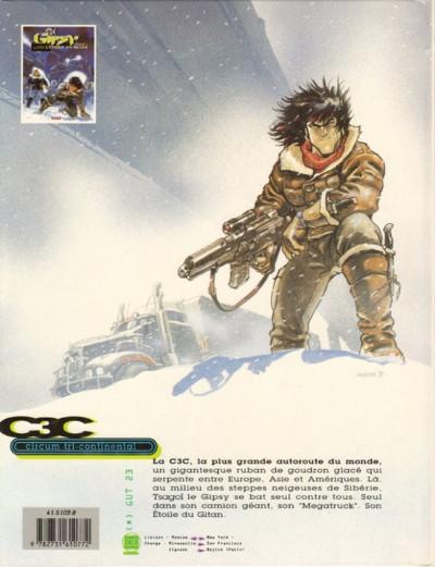 Couverture Gipsy tome 1 - L'étoile du Gitan (éd. 1993)