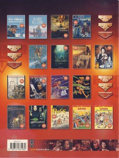 Couverture Technopères (Les) tome 1 - La Pré-école Techno (éd. 2002)