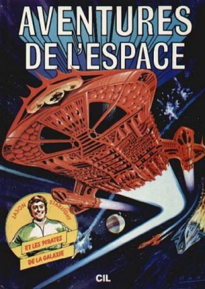 Couverture Aventures de l'espace - Aventures de l'espace (éd. 1981)