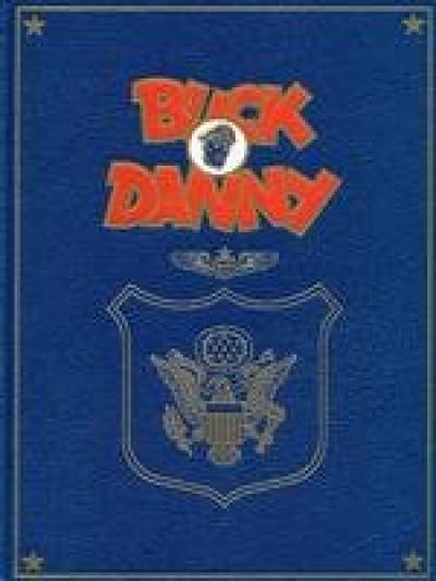 Couverture Buck Danny (Rombaldi) tome 6 - Tome 6 (éd. 1988)