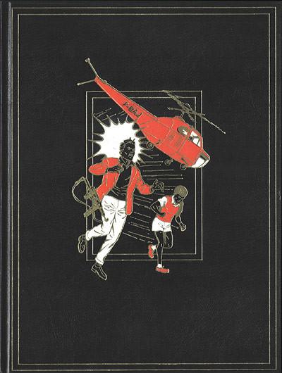 Couverture Lefranc - Lefranc (éd. 1983)