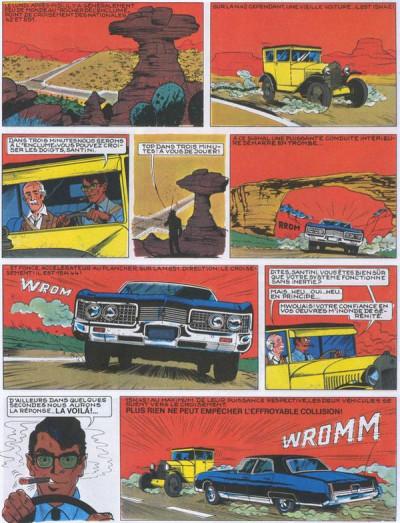 Couverture Mr Magellan (série actuelle) tome 4 - I.T.O. (éd. 1983)