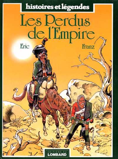 Couverture Perdus de l'empire (Les) - Les Perdus de L'Empire (éd. 1990)