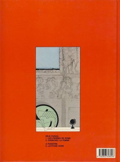 Couverture Métropoles tome 2 - Cherchez la femme (éd. 1990)