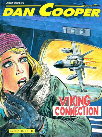 Couverture Les aventures de Dan Cooper tome 32 - Viking connection