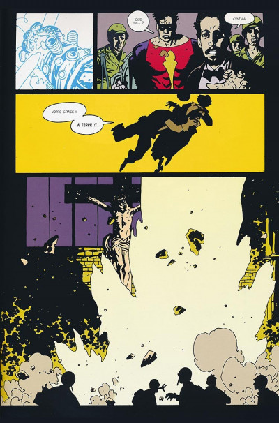 Couverture Hellboy T.1 - les germes de la destruction tome 1