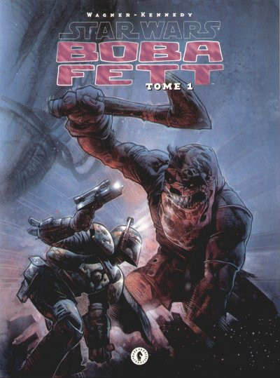 Couverture Star Wars - Boba Fett tome 1 - Tome 1 (éd. 1997)
