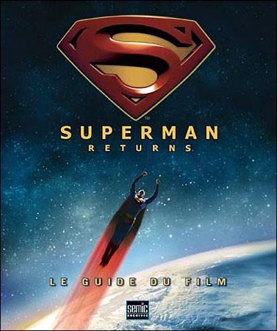 Couverture superman returns