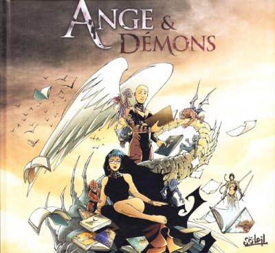 Couverture Ange & Démons - Ange & Démons (éd. 2005)