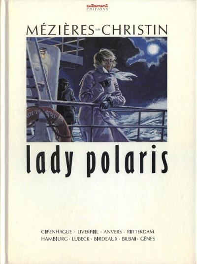 Couverture Lady Polaris - Lady Polaris (éd. 1987)
