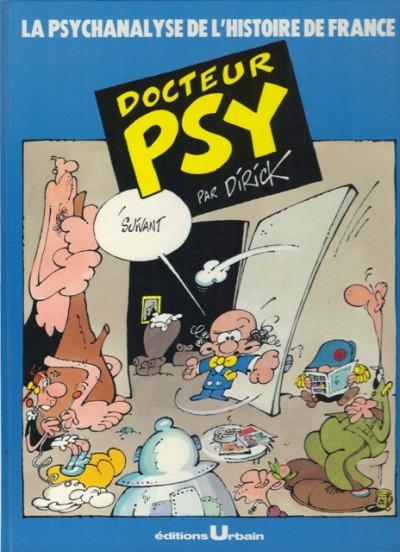 image de Docteur Psy tome 1 - La psychanalyse de l'histoire de France (édition 1986)