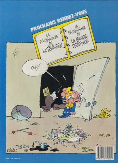 Couverture Docteur Psy tome 1 - La psychanalyse de l'histoire de France (éd. 1986)