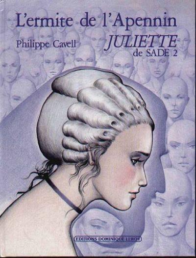 Couverture Juliette de Sade tome 2 - L'ermite de l'Apennin (éd. 1983)