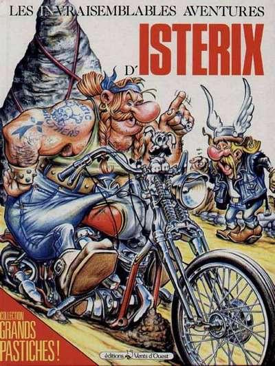 image de Astérix (Autres) tome 3 - Les invraisemblables aventures d'ISTERIX (éd. 1988)