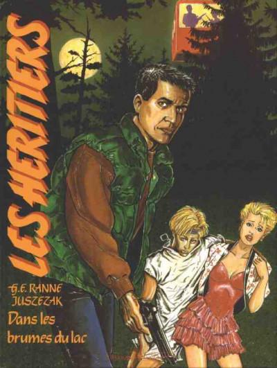 image de Les héritiers tome 2 - Dans les brumes du lac (éd. 1991)