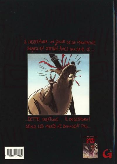 Couverture Gadel le fou tome 2 - l'esprit du prince