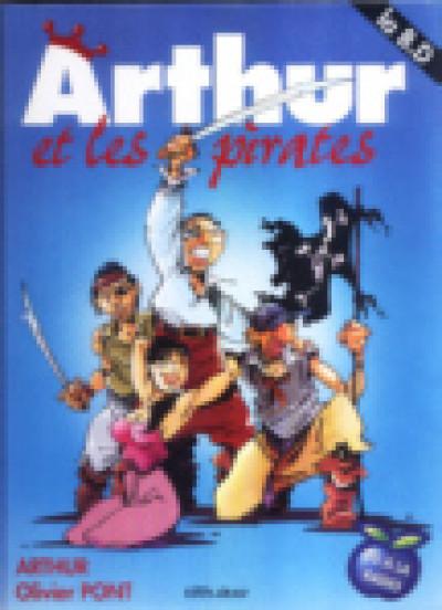 Couverture Arthur et les pirates
