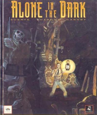Couverture Alone in the Dark
