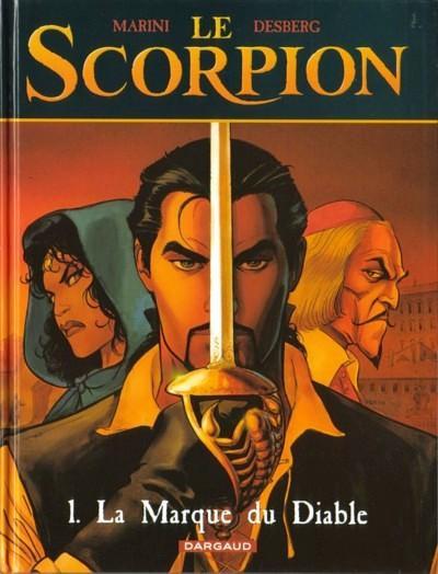 image de Le scorpion tome 1 - La marque du diable (éd. 2003)