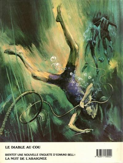 Couverture Les enquêtes d'Edmund Bell tome 1 - Le Diable au cou