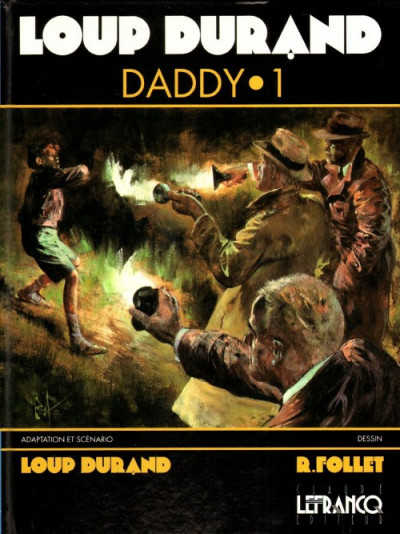 Couverture daddy 1