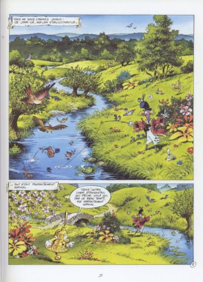 Couverture Olivier Rameau tome 12 - Les Disparus du Bayou Plalah