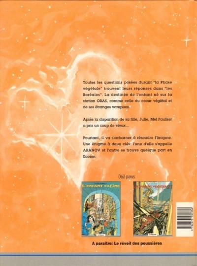 Couverture Tropique des étoiles tome 3 - Les Boréales