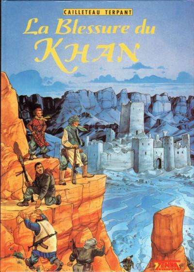 image de La blessure du Khan (éd. 1990)