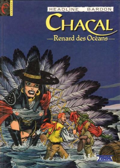 image de Chacal - Renard des océans (éd. 1991)