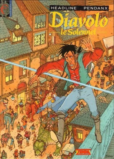 image de Diavolo le Solennel (éd. 1991)