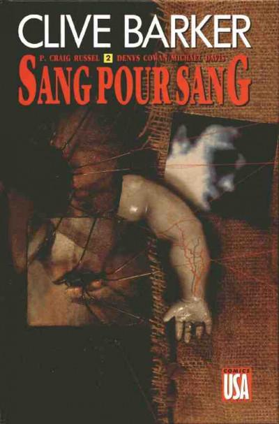 Couverture Sang pour sang tome 2 - Le train de l'abattoir