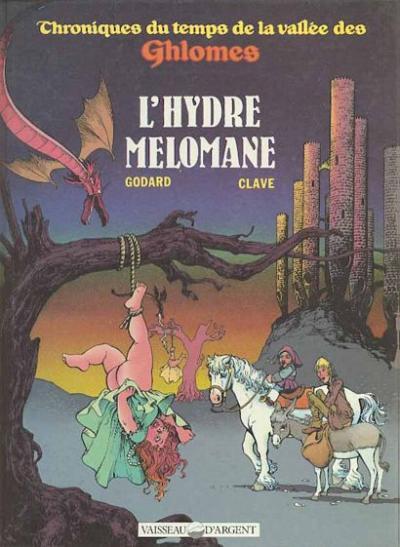 Couverture Chroniques du temps de la vallée des Ghlomes tome 3 - L'hydre mélomane