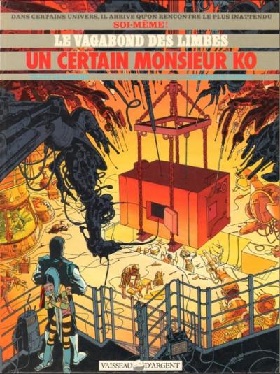image de Vagabond des Limbes (Le) tome 20 - Un certain monsieur KO (édition 1990)