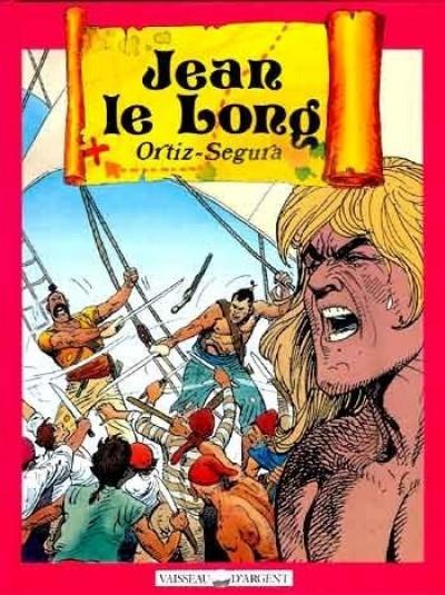 Couverture Jean le Long (éd. 1990)