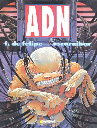 Couverture a.d.n. tome 1