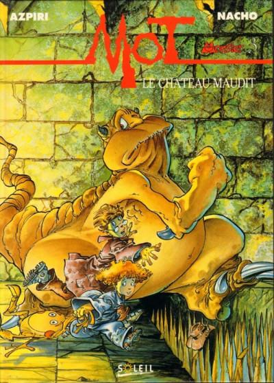 image de Monster (Mot) tome 3 - Le château maudit (édition 1992)