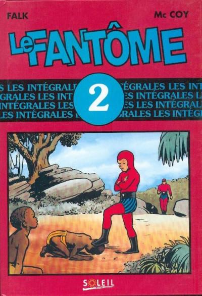 Couverture Fantôme (Le) (Intégrale) tome 2 - La Bande des Evadés (éd. 1993)