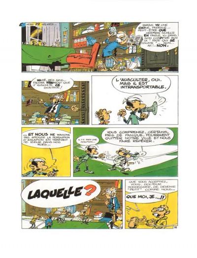 Couverture Petits hommes (Les) (Soleil/Jourdan) tome 4 - Le petit homme qui rit (éd. 1995)
