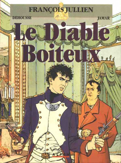 image de François Jullien tome 4 - Le diable boiteux (éd. 1990)