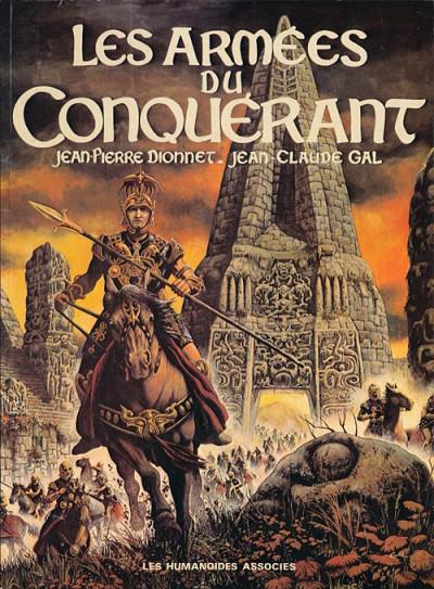 image de Armées du conquérant (Les) tome 1 - Les armées du conquérant (édition 1977)