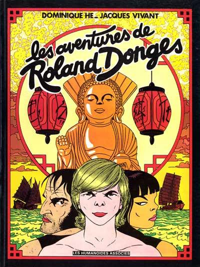 image de Roland Donges - Les aventures de Roland Donges (édition 1979)