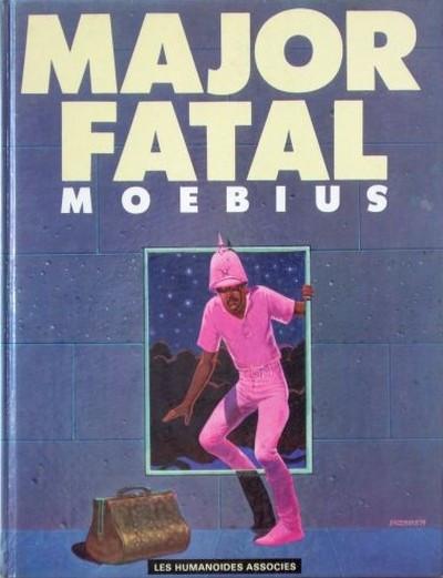 image de Major Fatal tome 1 - Major Fatal (édition 1979)