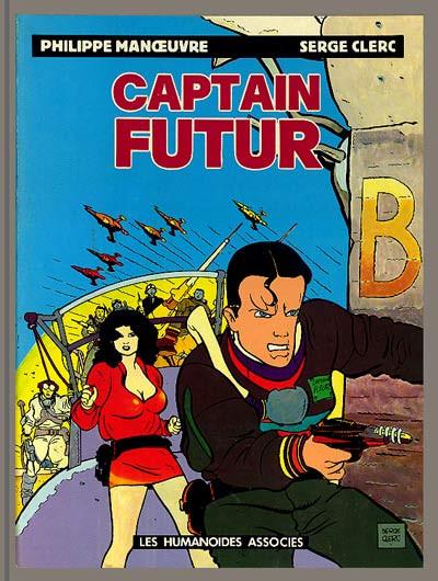 image de Captain futur