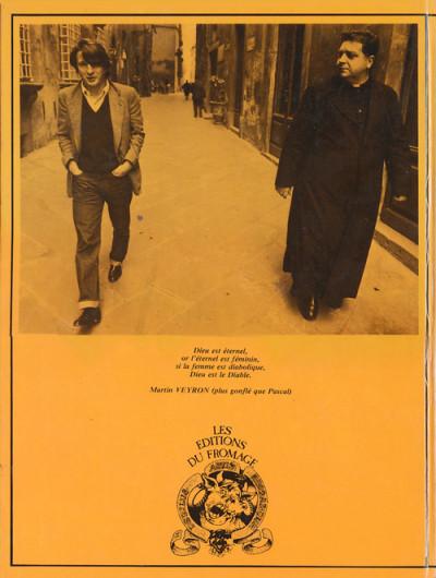 Couverture Bernard Lermite tome 4 - L'Eternel Féminin dure (éd. 1981)