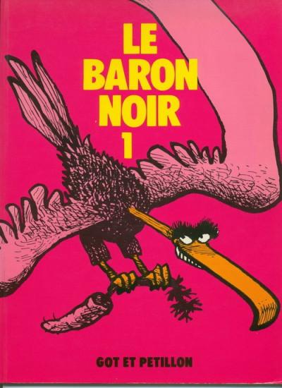 image de Baron Noir (Le) tome 1 - Le Baron Noir (édition 1976)