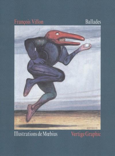 Couverture Ballades - Ballades (éd. 1995)