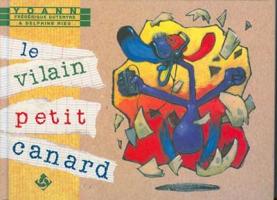 Couverture Yoann - Le vilain petit canard (éd. 1997)
