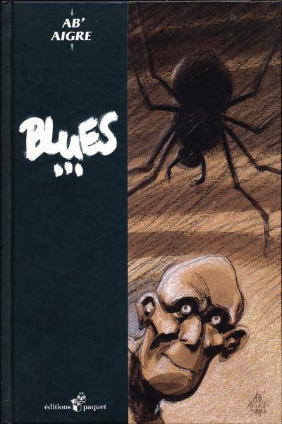 Couverture Blues... (éd. 1997)