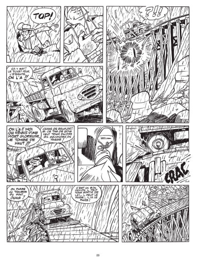 Page 2 Le chinois à 2 roues - tirage de luxe